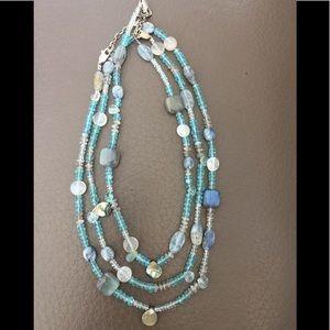 Special Necklaces with Kyanite, Labradorite 🌼
